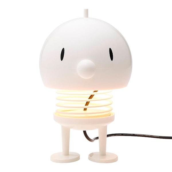 Bumble Lampa Stor 13,5 cm Vit