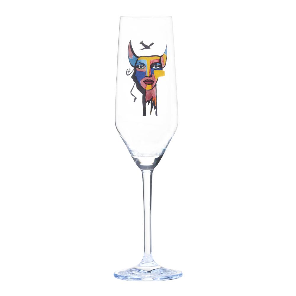 Carolina Gynning - Champagneglas 30 cl Protect Me