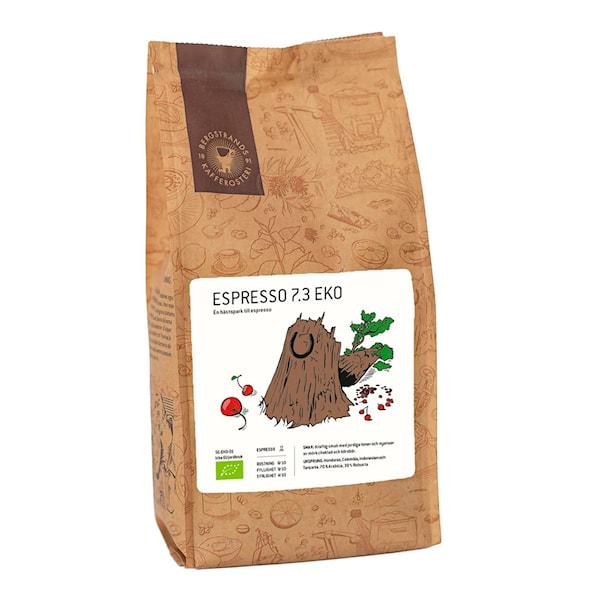 Espressobönor 7.3 Eko 1 kg