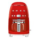 50's Style Kaffebrygger Rød