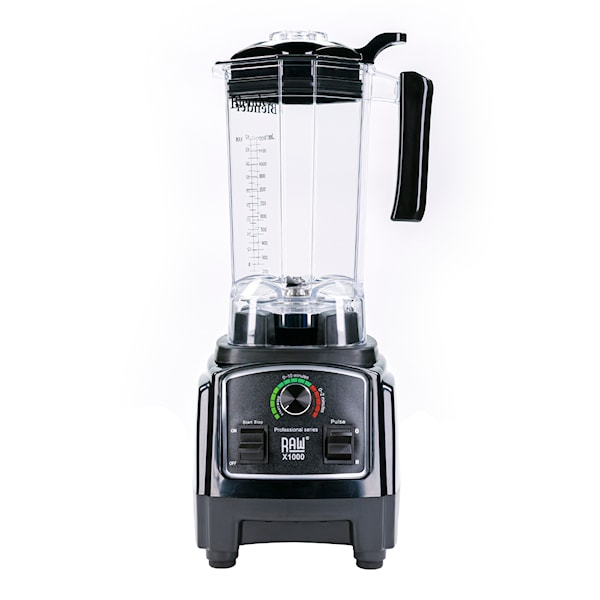 High Speed Blender X1000 Svart