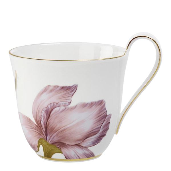 Royal Copenhagen Flora Mugg handtag hög 33 cl Iris
