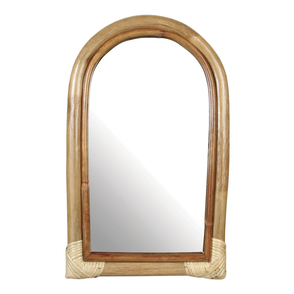& klevering - Bamboo Spegel 35x57 cm