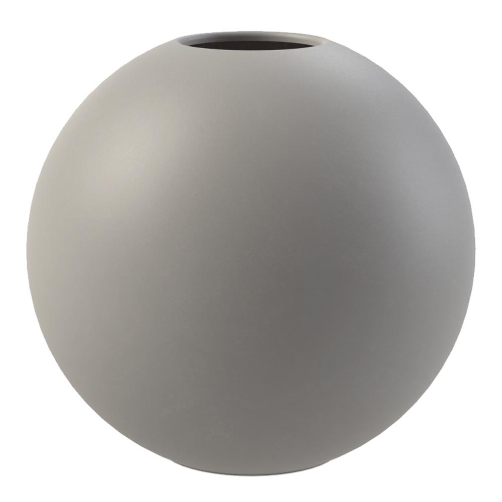 Cooee - Ball Vas 30 cm Grå