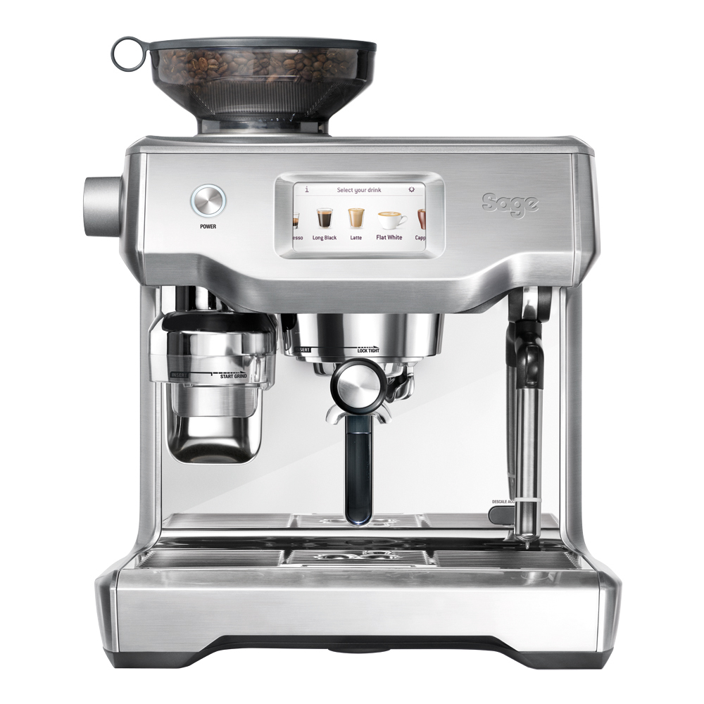 Sage - The Oracle Touch Espressomaskin Rostfri