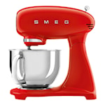 50's Style Kjøkkenmaskin SMF43RDEU med Glassbolle Rød