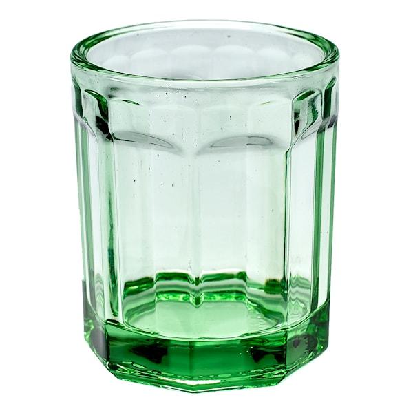 Serax Fish & Fish Glas 22 cl Grön