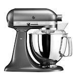 Artisan Kjøkkenmaskin 4,8 L + tilbehør Grafitt metallic