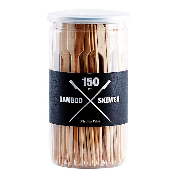 Bambugaffel 150-pack 15 cm