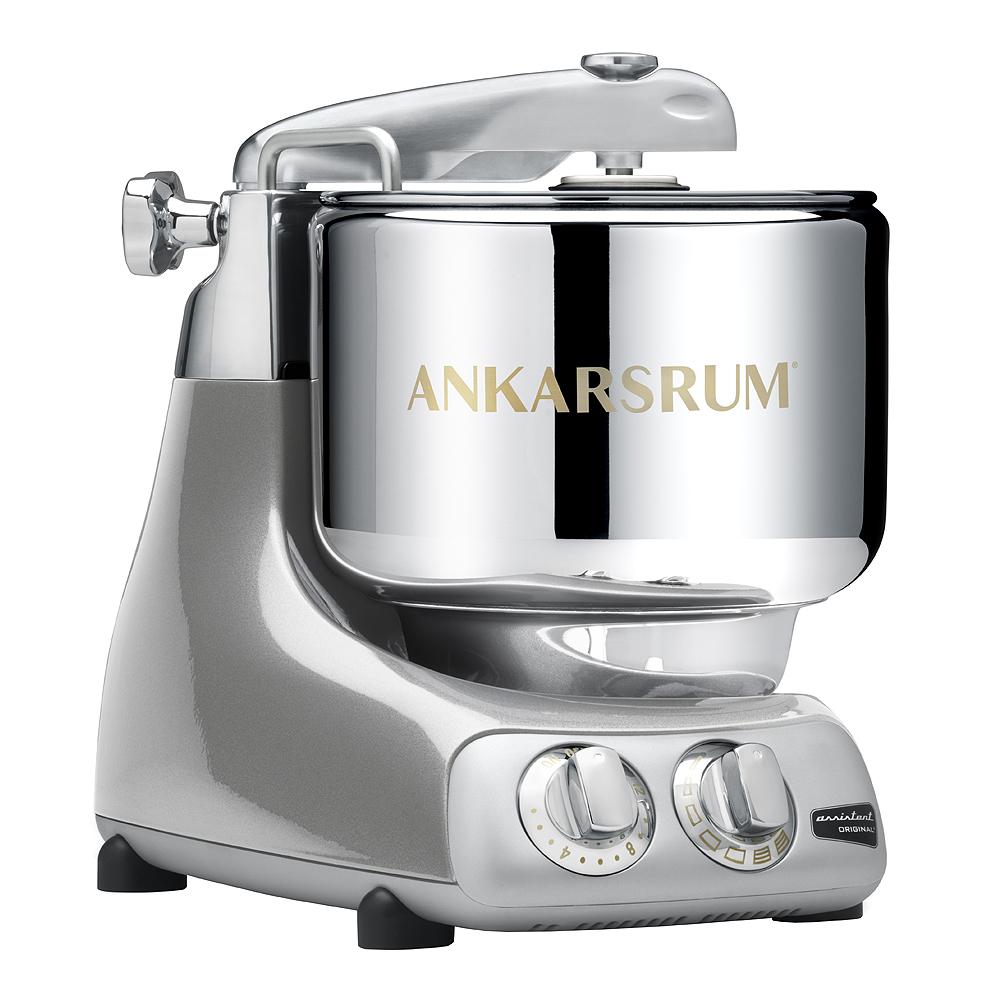Ankarsrum - Ankarsrum Assistent Original Köksmaskin + Kokbok Jubilee Silver