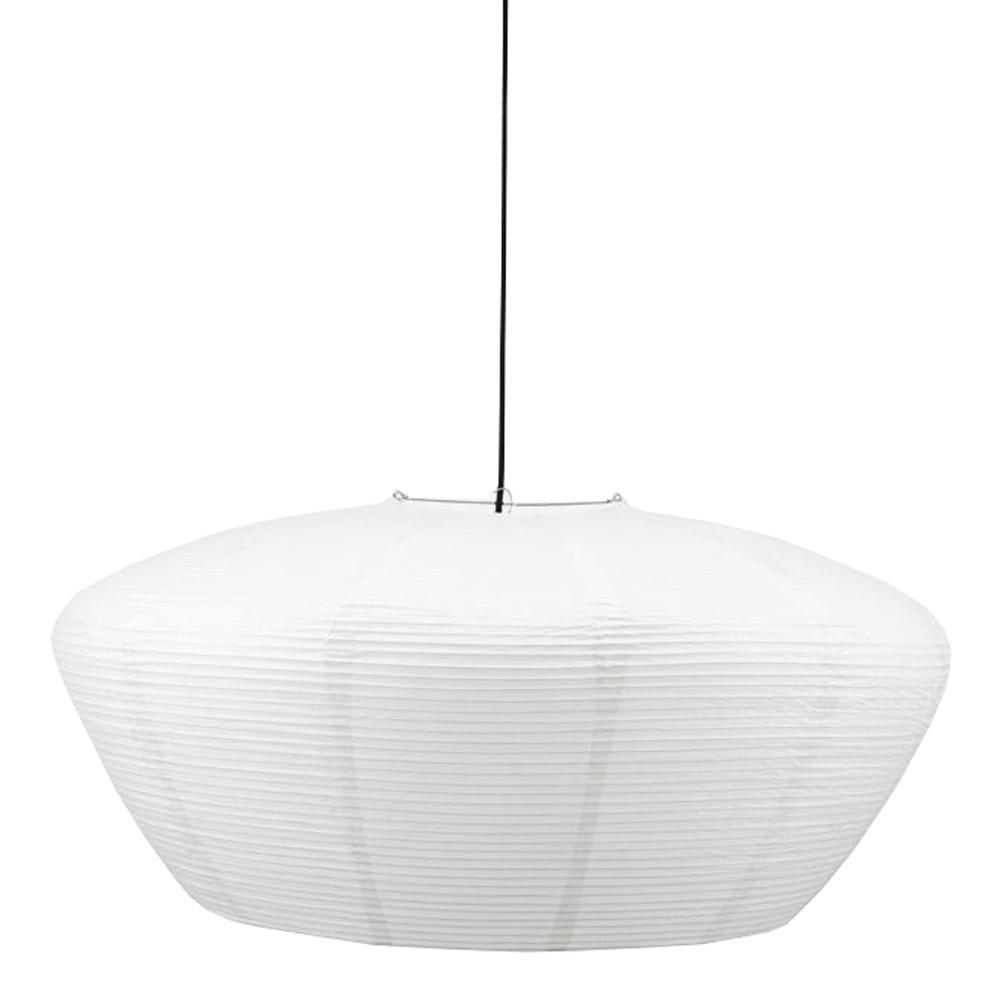 House Doctor - Bidar Lampskärm 38x81,5 cm  Vit
