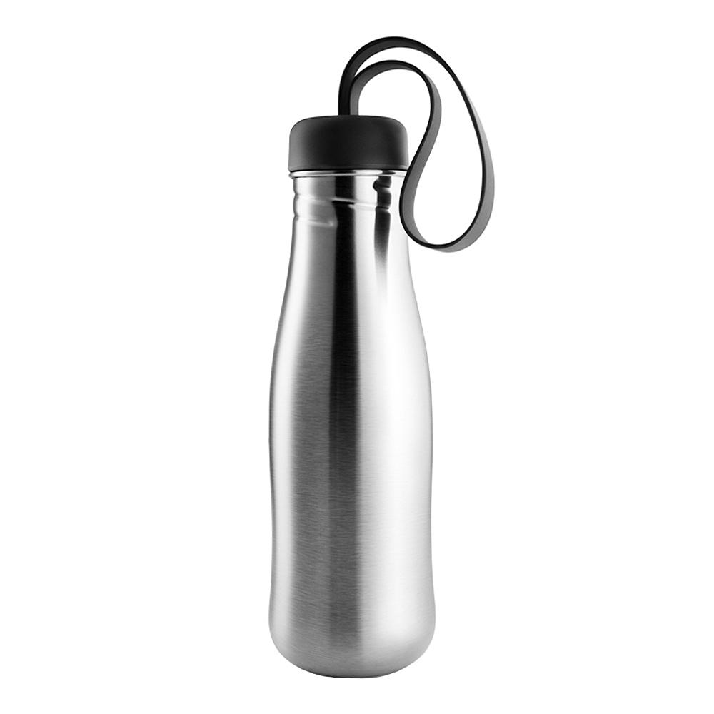 Eva Solo - Active Dricksflaska 0,7 L Steel Black