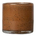 Calore Ljushållare 10x10 cm Brun