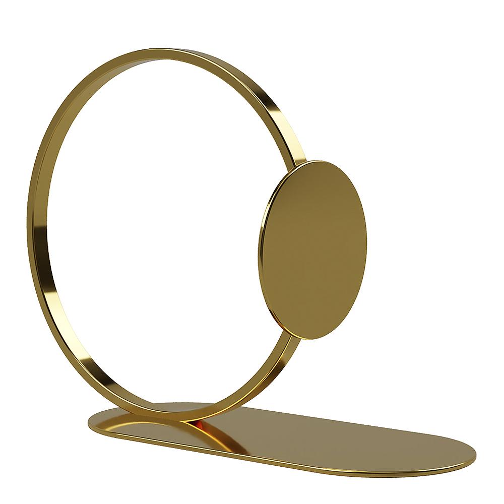 Cooee - Book Ring Bokstöd 15 cm Mässing