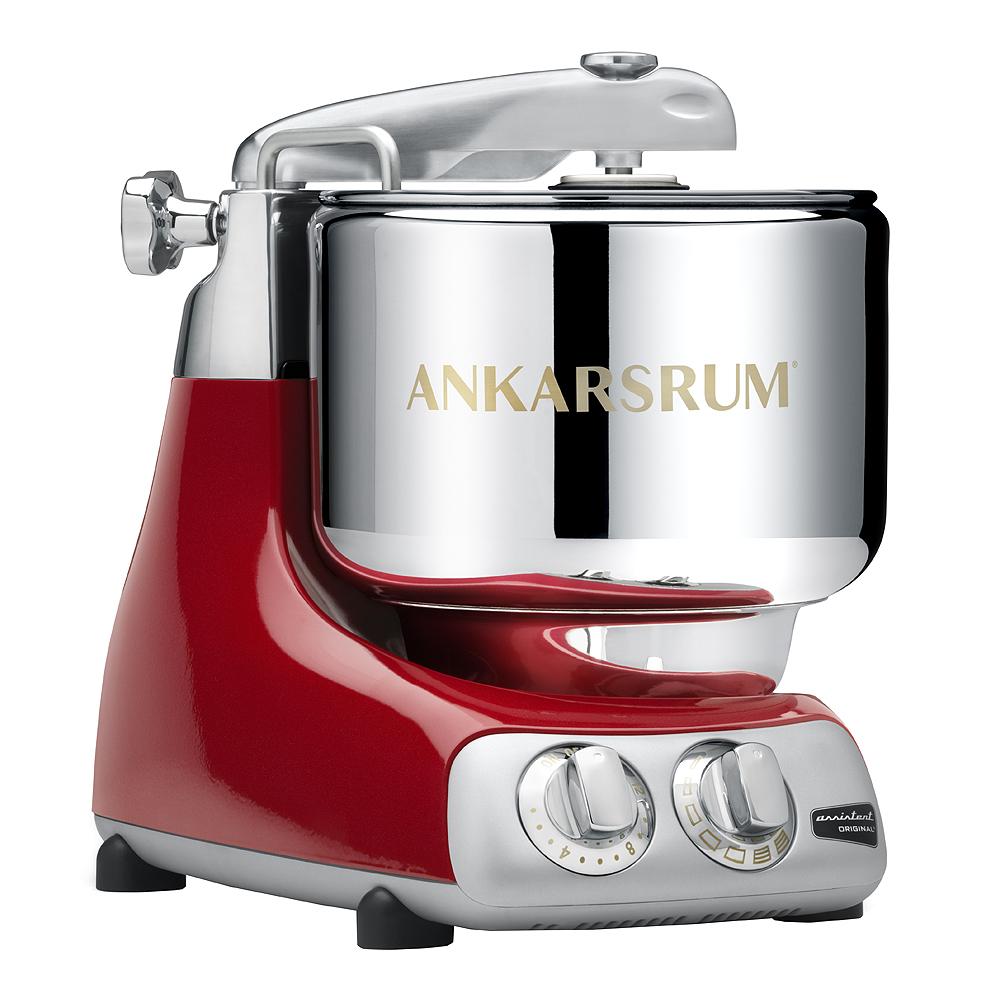 Ankarsrum - Ankarsrum Assistent Original Köksmaskin + Kokbok Röd