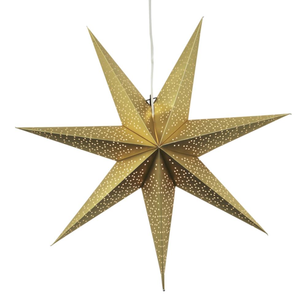 Star Trading - Dot Stjärna 70 cm Guld