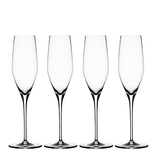 Spiegelau Authentis Champagne 19 cl 4-pakning