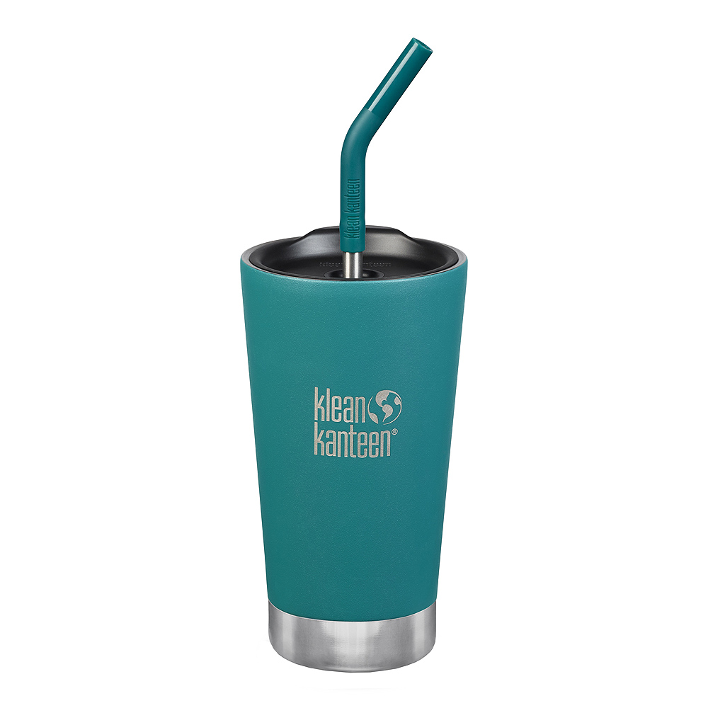 Klean Kanteen - Insulated Tumbler Termosmugg 47,3 cl Emerald Bay Turkos