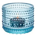 Kastehelmi Ljuslykta 6,4 cm Ljusblå