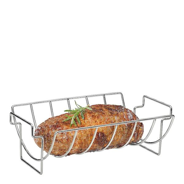 BBQ Revbensställ Rostfri