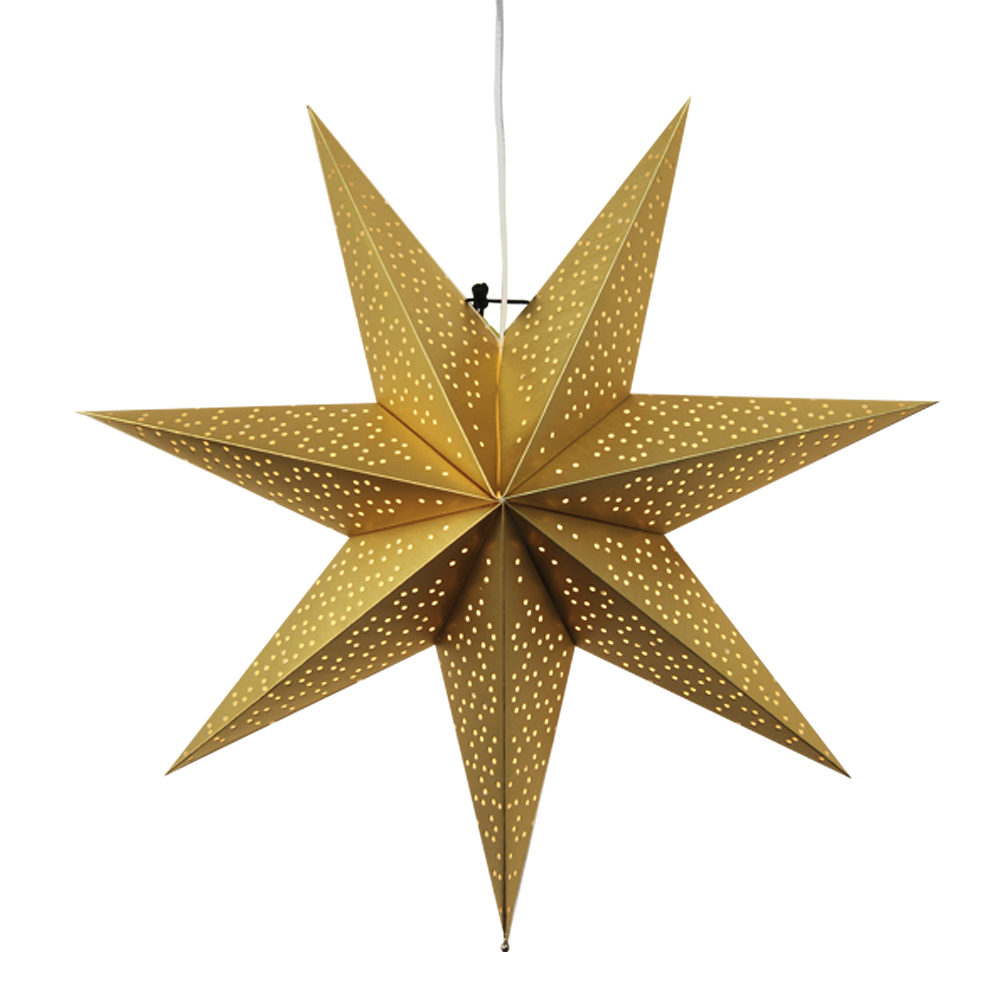 Star Trading - Dot Stjärna 54 cm Guld