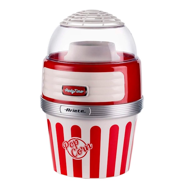 Ariete Ariete Party Time Popcornmaskin XL Rød
