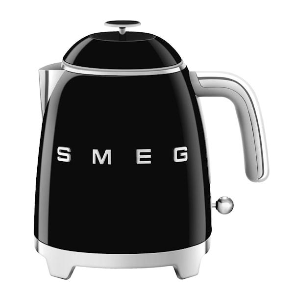 Smeg 50's Style Minivannkoker Svart