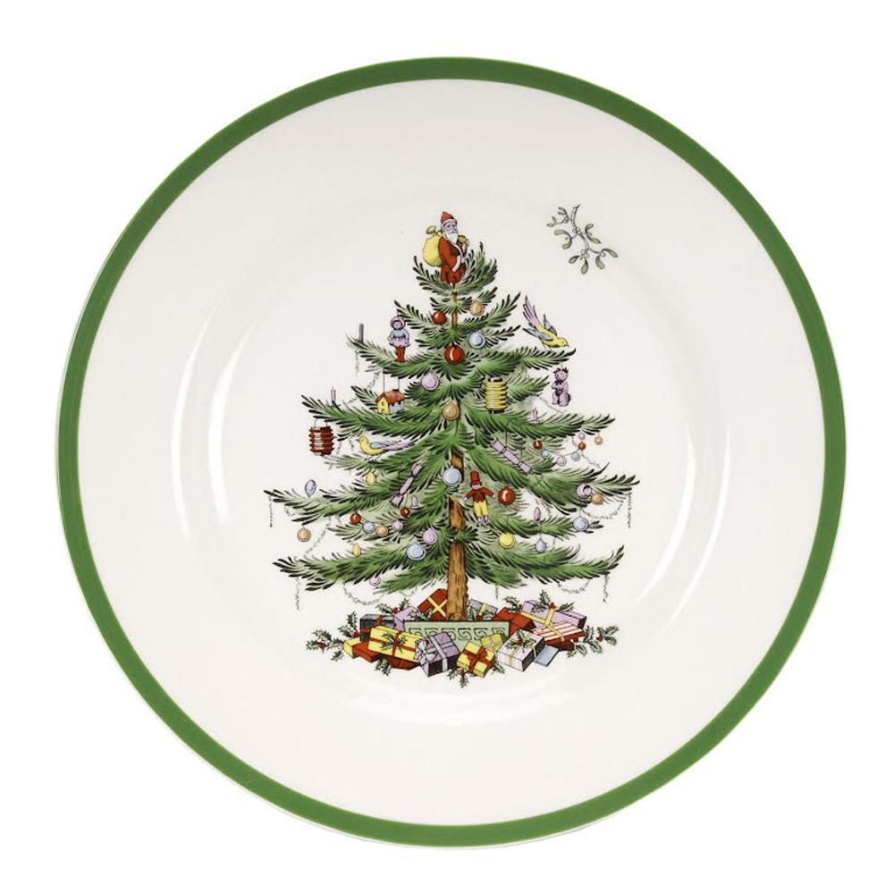 Spode - Christmas Tree Tallrik 20 cm