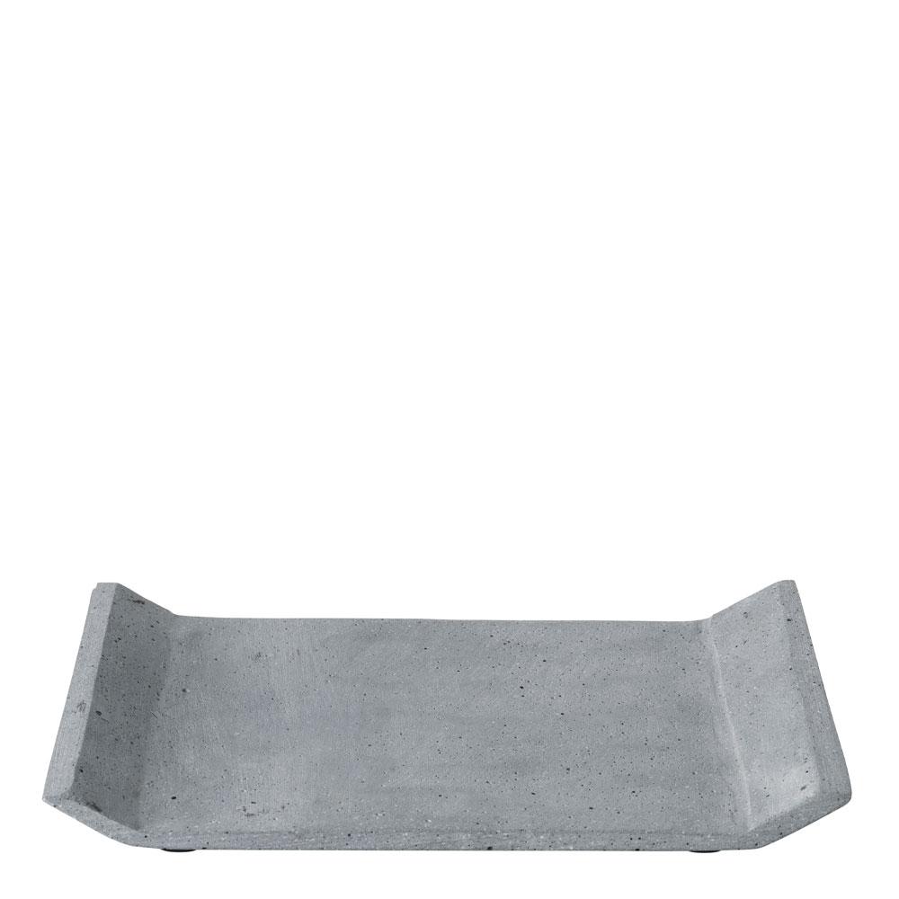 Blomus - Blomus Moon Bricka 30x20 cm Mörkgrå