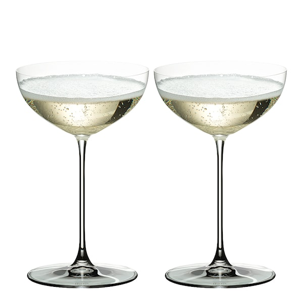 Veritas Coupe/Cocktail 2-pack