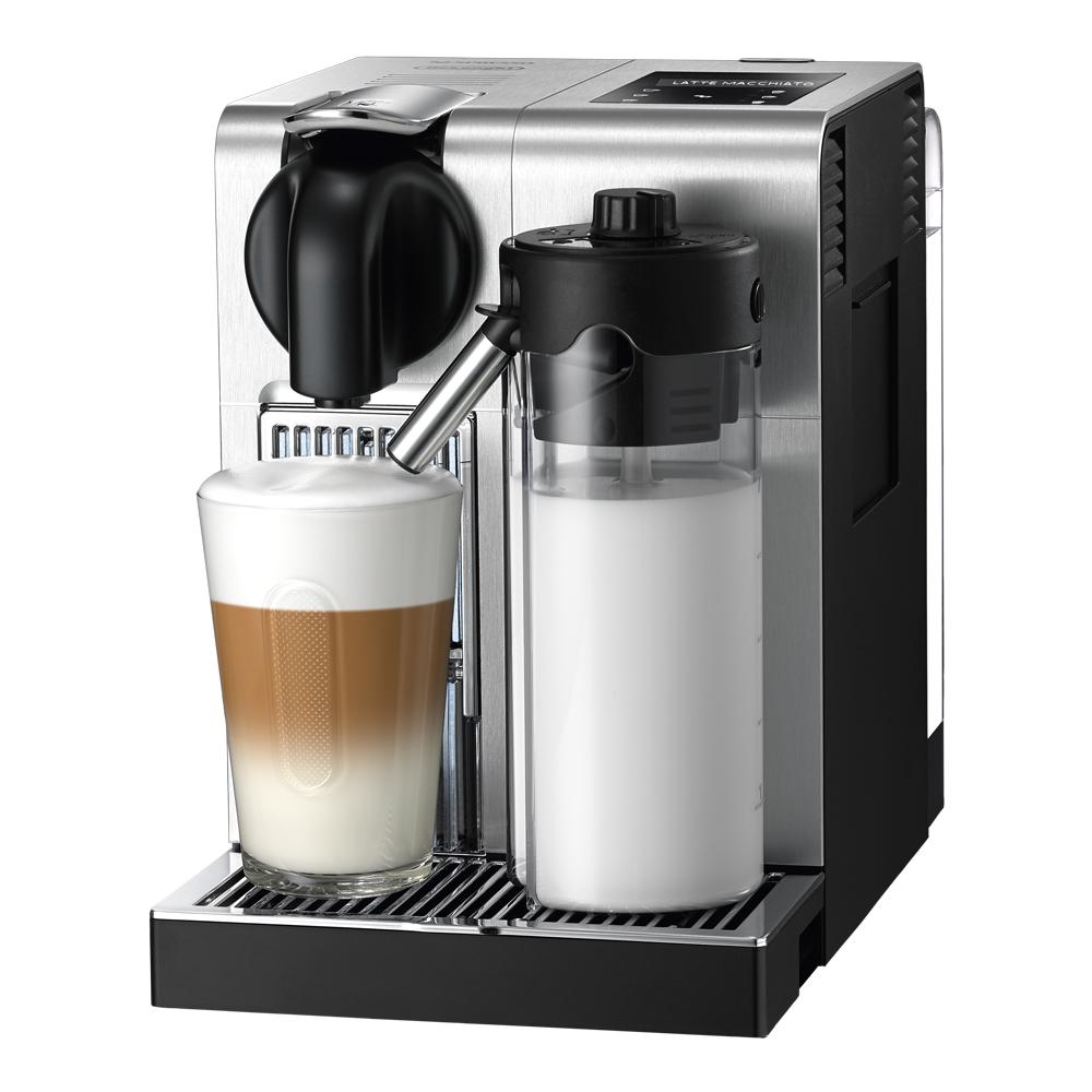 Nespresso - Lattissima Kaffemaskin EN750 Silver