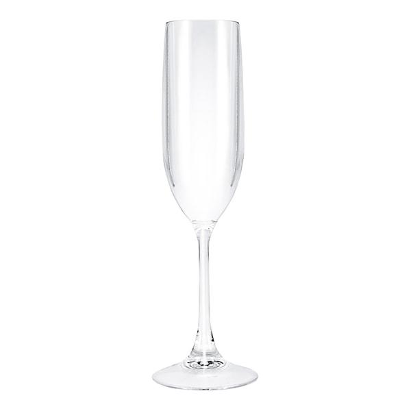 Champagneglas 17 cl plast