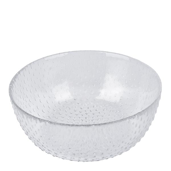 Raw Creative Glass Glasskål 14 cm