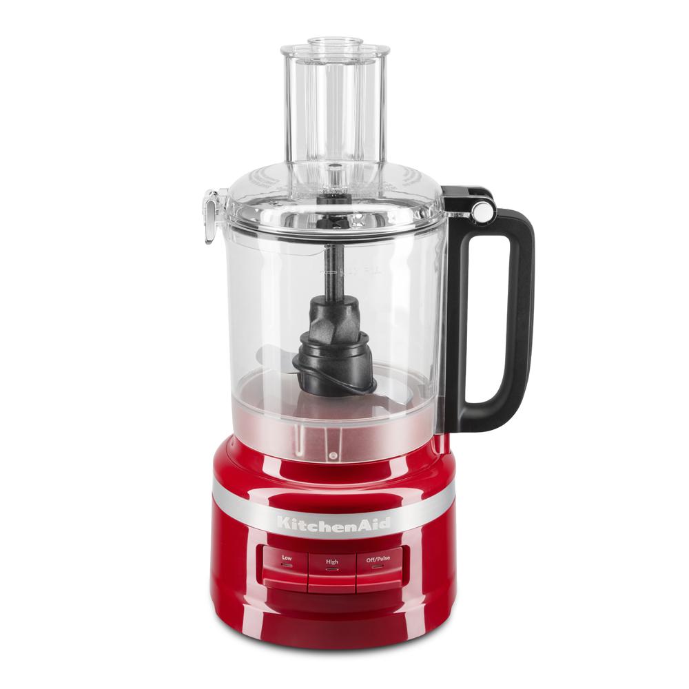 KitchenAid - 9 Cup Matberedare 2,1 L Röd