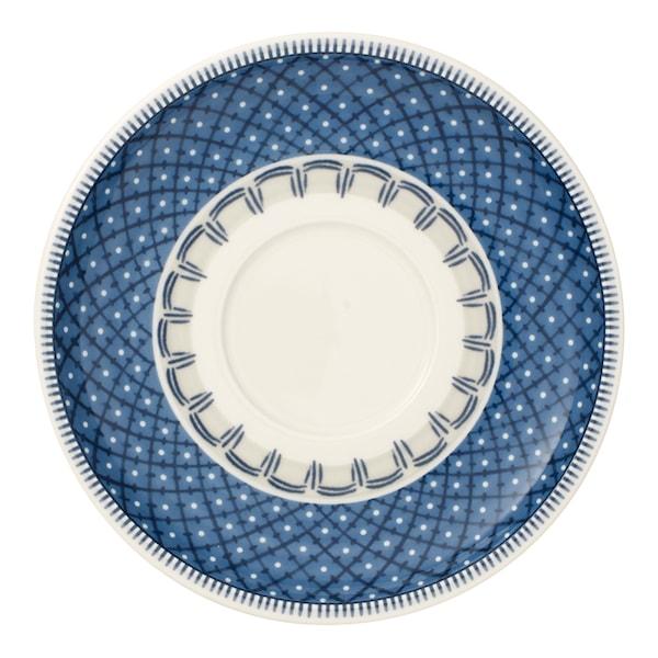 Villeroy & Boch Casale Blu Fat 16 cm till kaffekopp 25 cl