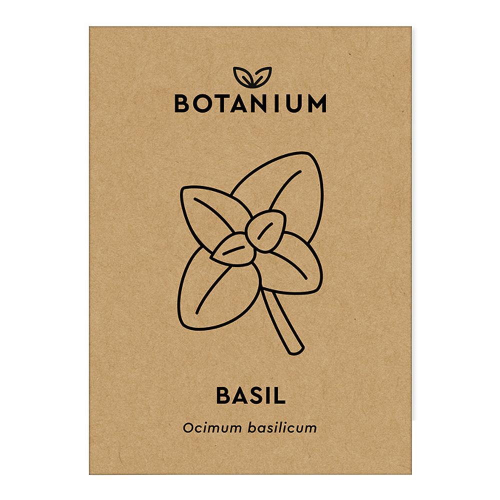 Botanium - Botanium Fröer till Basilika