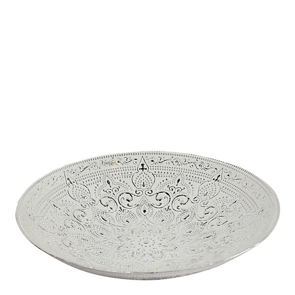 Piastrelle Fat Silver 40 cm