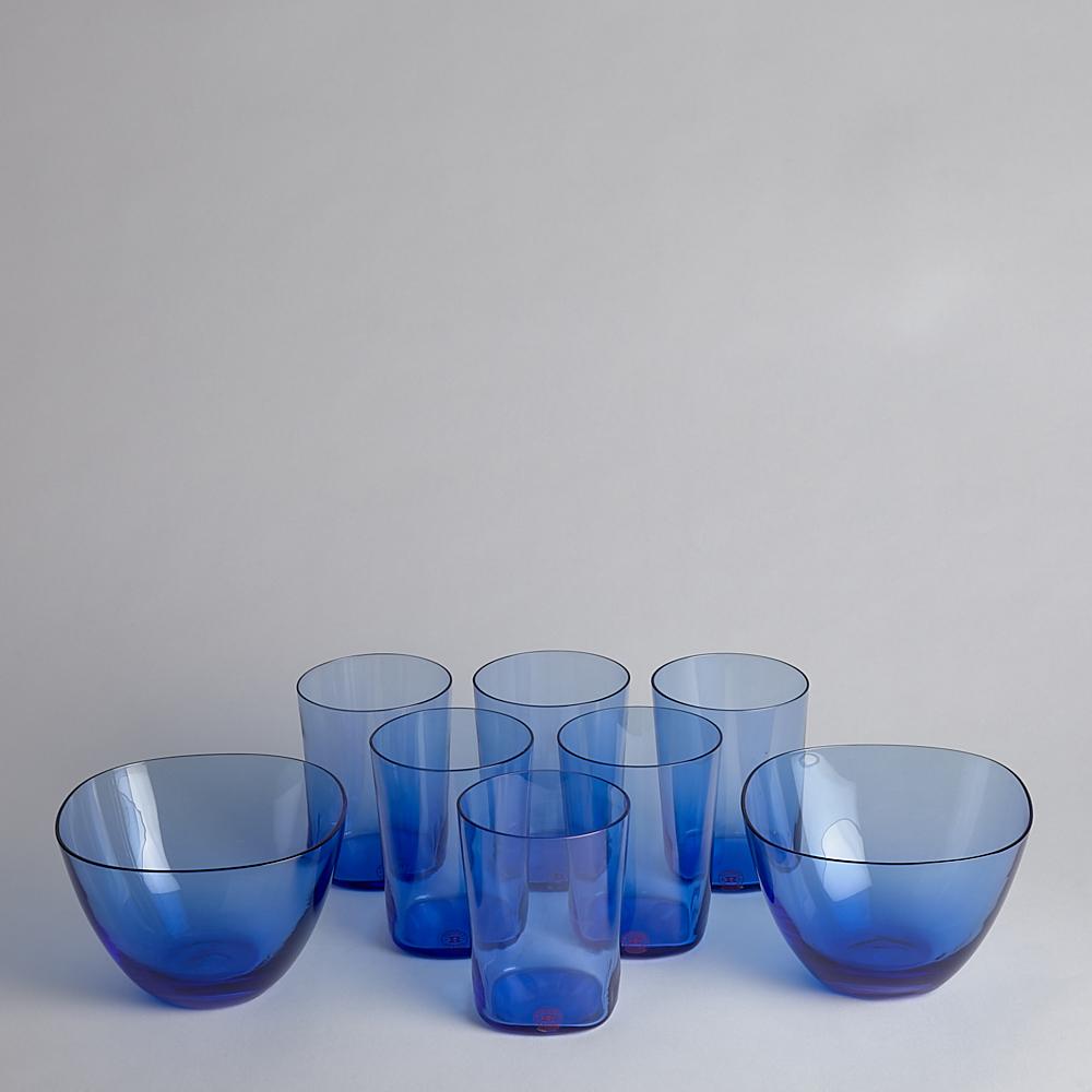 Reijmyre Glasbruk - SÅLD Glas och Skålar