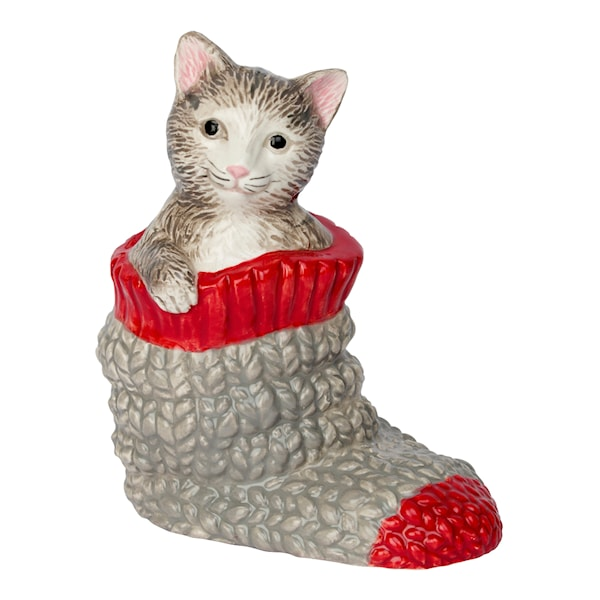 Raggsock-Katt 10 cm