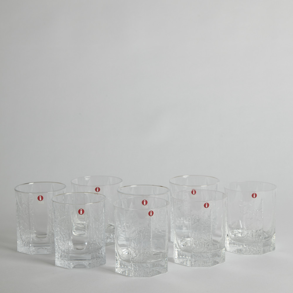 "Iittala - Whiskyglas ""Kalinka"" 8 st"