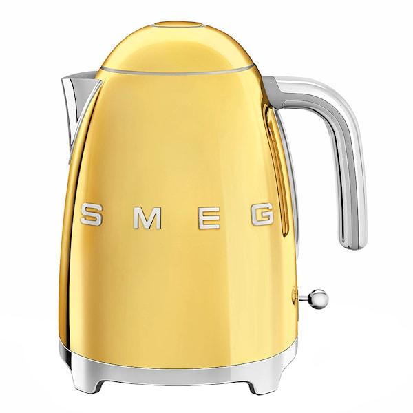 Smeg 50's Style Vattenkokare 1,7 L Guld