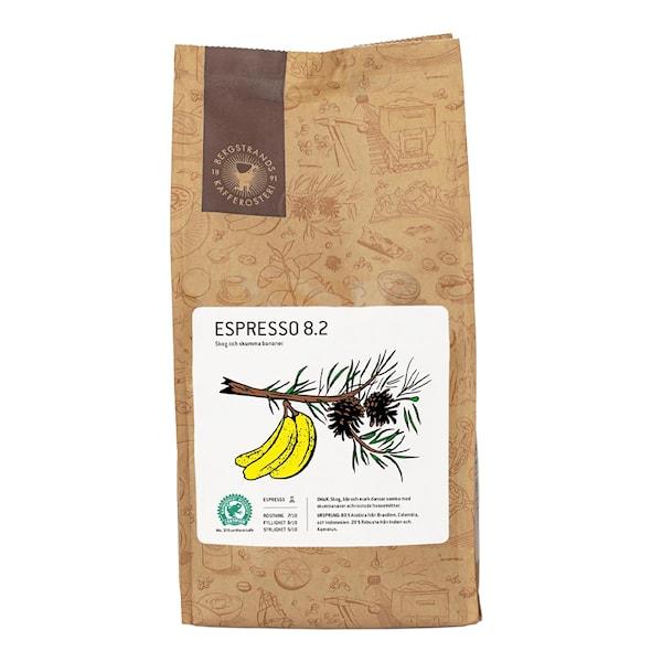 Espressobönor 8.2 1 kg