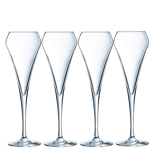 Open Up Champagneglas 20 cl 4-pack