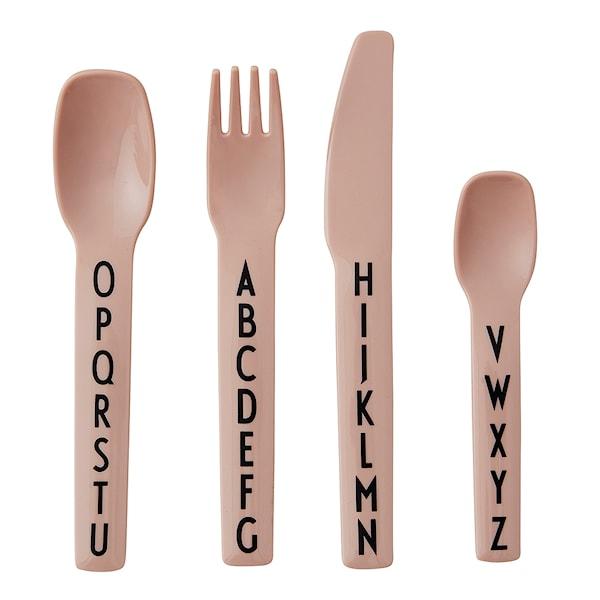 Eat & Learn Bestickset