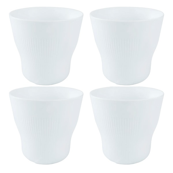 White Elements Termomugg 35 cl 4-pack